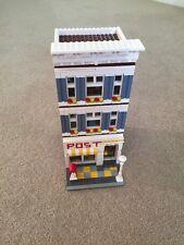 Lego Modular Custom Built Post Office
