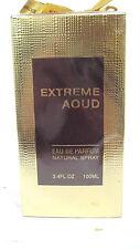 EXTREME AOUD BY PERFUMES PARIS EAU DE PARFUM 100ML NEW IN SEALED BOX