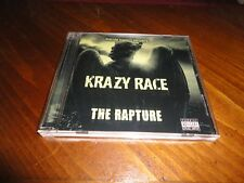 Chicano Rap CD KRAZY RACE - The RAPTURE - Kid Frost STOMPER Brown Caesar - 2011