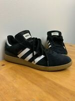 Adidas Busenitz Black and Brown Gum Size 11