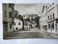 Ansichtskarte Bad Aibling in der Kirchzeile (Nr.596)