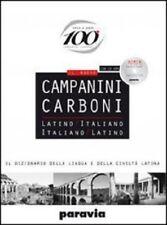 Il nuovo Campanini Carboni. Latino-italiano, italiano-latino con Ubique dizionar