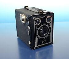 AGFA-BOX Boxkamera box camera vintage Photographica appareil - (92355)