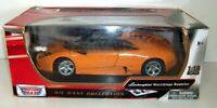 Motormax 1/18 Scale - 73169 Lamborghini Murcielago Roadster - Orange