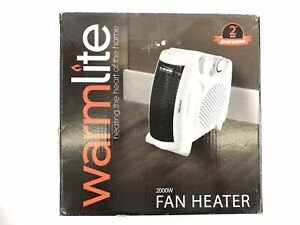 Warmlite WL44001 Portable Heater, Adjustable Thermostat