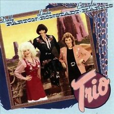 1 CENT CD Trio - Dolly Parton, Linda Ronstadt, Emmylou Harris ‎