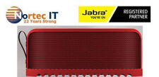 Bluetooth Wireless Speaker Jabra Solemate Mini- use iPhone, iPad and Android RED