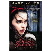Snow in Summer-ExLibrary