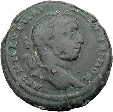 ELAGABALUS Marcianopolis under Seleucus HUGE Ancient Roman Coin  Nemesis i32396