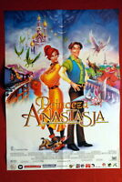 ANASTASIA + INSERT 1997 RARE EXYU MOVIE POSTER