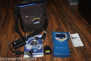 LOGICUBE Solitaire Turbo Portable Hard Drive Duplicator-Sold as Pictured- RARE