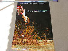 Seabiscuit (the movie) - Poster