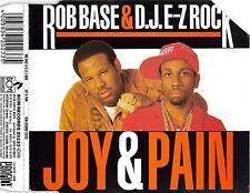 Rob Base & DJ E-Z Rock – Joy And Pain (CD-Maxi, 1989)