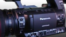 Panasonic Ag160 Professional Hd Camcorder Mint + Lots Of Accessories