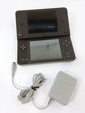 Nintendo DSi XL Black Bronze Handheld Video Game System Console
