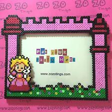 Principessa Peach cornice foto Pixel