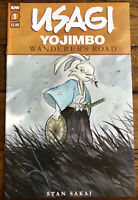 Usagi Yojimbo: Wanderer's Road #1 NM+ HI-GRADE! Momoko Variant, IDW 2020