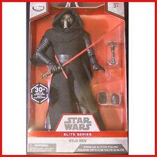 "Disney Star Wars Elite Series Kylo Ren Doll 11"" (Premium Figure) TFA"