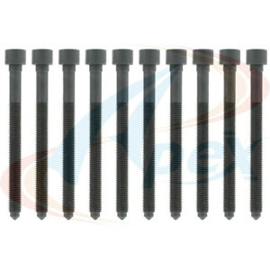 Engine Cylinder Head Bolt Set Apex Automobile Parts AHB909