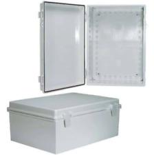 "L-Com/DSE HI BOX NE-AG-2535 14""x10""x6"" ABS Waterproof IP67 Industrial Enclosure"
