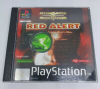 Command & Conquer Red Alert - Sony PlayStation 1 PS1 Complete - PAL - Tested