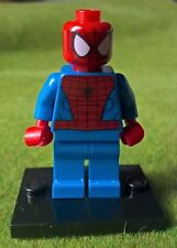 Lego Marvel Super Heroes Minifigure - Blue Red Spiderman - Exc Free Post