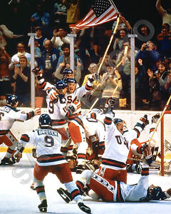 1980 USA OLYMPIC GOLD MEDAL HOCKEY TEAM MIRACLE ON ICE 11X14 PHOTO 2