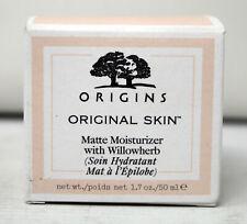 Origins Original Skin Matte Moisturizer W/Willowherb 1.7 Ounces