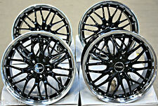 "18"" CRUIZE 190 BPL ALLOY WHEELS FIT MAZDA 323F 626 929 BONGO FRIENDEE"