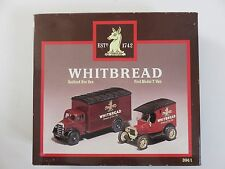 Corgi D94/1 Ford Model T Van & Bedford Box Van Diecast Set – Whitbread (BNIB)
