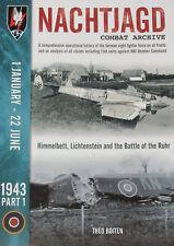Luftwaffe Night Fighters Nachtjagd Combat Archive German Operations 1943 Ww2
