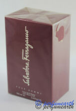 Salvatore Ferragamo Aftershave Lotion 3.4/3.3 oz/100 ml  For Men New Same As Box