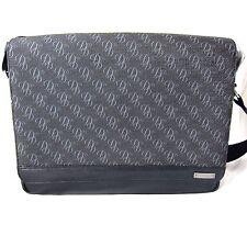 K-ST01123 New S T Dupont Mens Handbags Messenger Shoulder Bags Black  34x6X24cm
