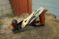 Vintage Millers Falls No.90 Jack Plane Smooth Bottom Made In USA Nice!
