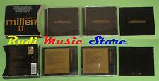 CD MUSIC MILLENNIUM II compilation 2001 QUEEN JOHN LENNON U2 ABBA GENESIS(C24)