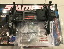TRAXXAS STAMPEDE XL-5 PRE ROLLER ROLLING CHASSIS  XL5 tools parts brushed NEW