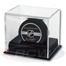 Hockey Sur Glace Puck Grandstand Display Case