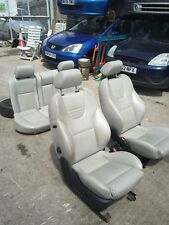 Ford Mondeo Saloon Mk3 ST220 04 Recaro Leather Heated Electric Seats, Door Cards