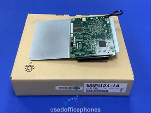 Toshiba MIPU24-1A 24 Port IP Interface Card - NEW & Boxed - BNIB Inc Delivery