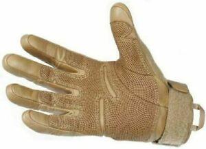 BLACKHAWK SOLAG Nomex Combat Gloves Coyote Tan UKSF SEAL SAS SBS S/M/XL/XXL