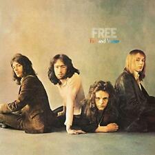 Free - Fire And Water - 2016 (NEW CD)