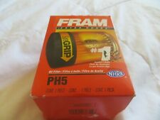 Engine Oil Filter Fram PH5FP Fram Quality new in box protect your engine oil