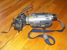 Sony Digital Handycam Digital 8 DCR-TRV330 with power adapter Working Tested