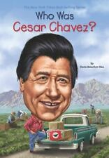Who Was?: Who Was Cesar Chavez? by Dana M. Rau (2017, Hardcover)