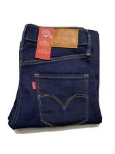 Levi Strauss 314 Womens Jeans Size 25 Mid Rise Shaping Straight Stretch BNWT