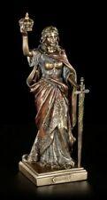 Göttin Germania Figur - Veronese Deko Statue bronziert Gottheit