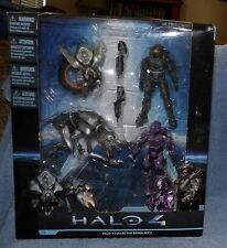 MCFARLANE HALO 4 COLLECTOR BOX SET 2