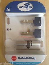 MUL T LOCK INTERACTIVE+ Cylinder 80mm Euro Door Lock Key on both sides Locksmith