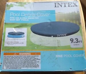 INTEX SWIMMING POOL DEBRIS COVER 10FT
