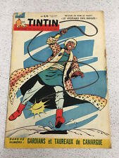TINTIN  N°655 13e ANNEE 11 MAI 1961 REVUE MAGAZINE VINTAGE